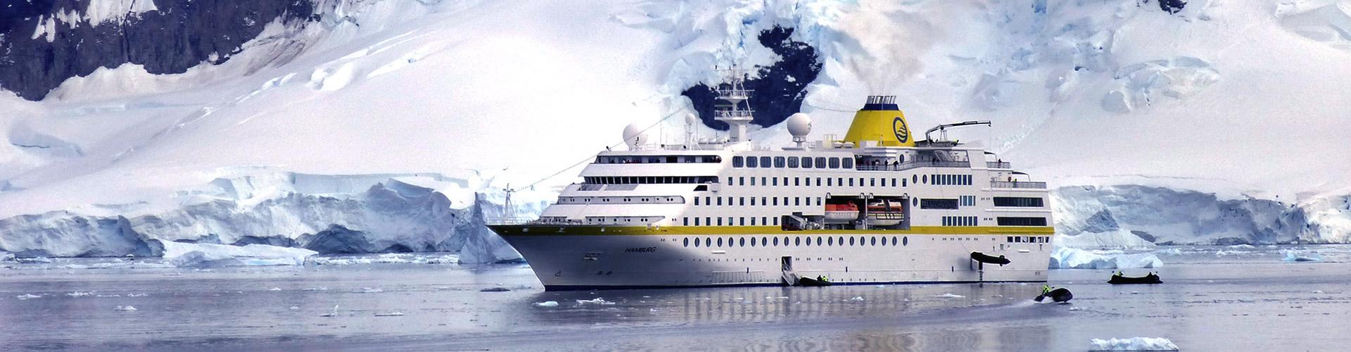 Weihnachts- und Silvesterkreuzfahrt von Rio in die Antarktis ...