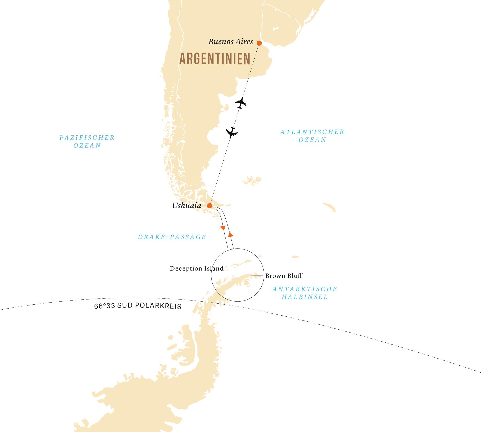 Weihnachten in der Antarktis 2018/2019 | Antarktis Seereisen
